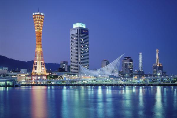 Scene of Kobe city